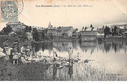 LES ROUSSES - Le Petit Lac - état - Otros Municipios