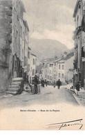 SAINT CLAUDE - Rue De La Poyat - Très Bon état - Saint Claude