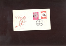 W. Olympic 1984 FDC Of Peru - Winter 1936: Garmisch-Partenkirchen