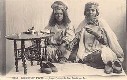 Algérie - Jeunes Femmes De Bou-Saada - Ed. LL 6254 - Women