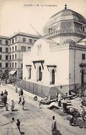ALGER - La Synagogue - Alger