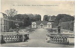 L30E209 - Vallée De Chevreuse - 111 Entrée Du Château De Dampierre - Dampierre En Yvelines