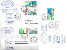 TAAF / LOT DE 49 ENVELOPPES  CAMPAGNE 1998 KERGUELEN - Unclassified