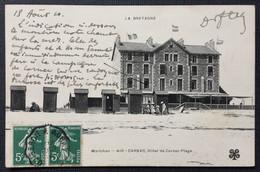 LA BRETAGNE Morbihan__410 -  CARNAC,Hôtel De Carnac-Plage - Carnac