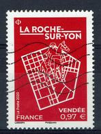 France, La Roche-sur-Yon, Chef-lieu De La Vendée, 2020, Obl, TB - Used Stamps