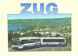 ZUG, Large Bus - Busse & Reisebusse