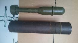 Grenade à Fusil US - M9A1 - Avec Container - Decorative Weapons