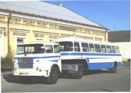 Truck-bus Škoda - Busse & Reisebusse
