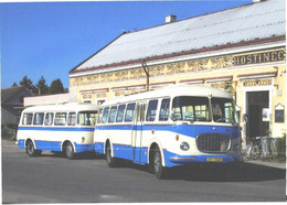 Bus RTO And Bus-cart - Busse & Reisebusse