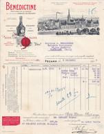 Bénédictine Distillerie Fécamp 1937 - Food