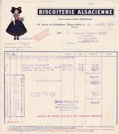 Biscuiterie Alsacienne Maisons Alfort 1934 - Food