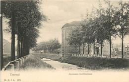 BELGIQUE TOURNAI ANCIENNE FORTIFICATIONS - Tournai
