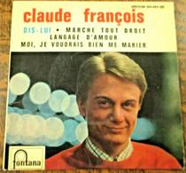 EP 45 Tours Claude François Dis-lui + 3 - Unclassified