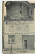 PARIS XII - Brasserie De Santerre - Rue De Reuilly - Entrepôts De Reuilly - District 12