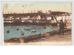 CANCALE Terreneuviers Dans Le Port - Cancale