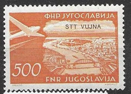 Trieste Mint Low Hinged 1954 (35 Euros) - Mint/hinged