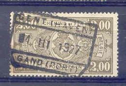 F836 -België  Spoorweg Stempel  GENT ( HAVEN ) // GAND ( PORT) - 1923-1941