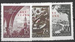 Trieste Mlh * (15 Euros) 1952 - Nuovi