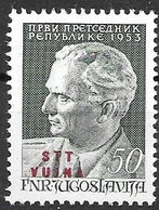 Trieste Mlh * (15 Euros) 1953 - Nuovi