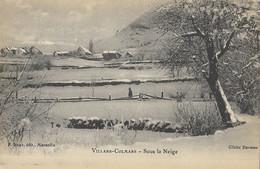 Villars-Colmars - Sous La Neige - Otros Municipios