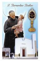 S. BERNARDINO REALINO - Lecce - M - PR - BR - Mm. 80 X 120 - Religión & Esoterismo