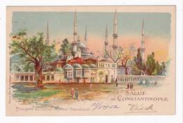 Salut De Constantinople - Turquie