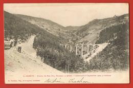 07- ST-AGREVE- Viaduc Du Bon-Pas ,Hauteur 15 Mètres-Catastrophe 8 Septembre 1902 ,9 Victimes - CPA Dnd - Non Classificati