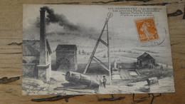 COMMENTRY : Les Houilleres, Les Premiers Puits D'extraction, Ancien Puits St Louis ............... 210523-4664 - Commentry