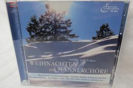 """CD """"Weihnachten Der Männerchöre"""" Friede Auf Erden - Canzoni Di Natale"""