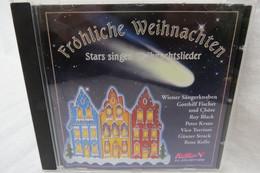 """CD """"Fröhliche Weihnachten"""" Stars Singen Weihnachtslieder - Canzoni Di Natale"""
