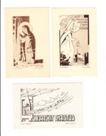 Lot De 6 + 1 Cartes Postales - RELIGION -  Ste Gudule, Scout, ...(f) - Autres