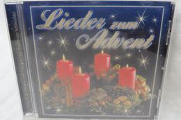 """CD """"Lieder Zum Advent"""" Div. Interpreten/Titel - Canzoni Di Natale"""