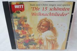 """CD """"Die 15 Schönsten Weihnachtslieder"""" Stars Und Chöre Singen Und Spielen - Canzoni Di Natale"""