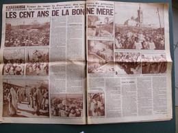 1953 Détective N° 364 MARSEILLE Les Cent Ans De La Bonne Mère Lamarche Sur Saone Hallu Chaulnes Munchwies Sarre - Informations Générales