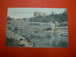 DC 22 / NARBONNE CANAL DE LA ROBINE / 2 SCANS - Narbonne