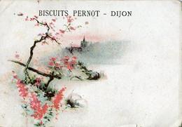 Chromos .n° 23370. Biscuits Pernot . Dijon . - Pernot