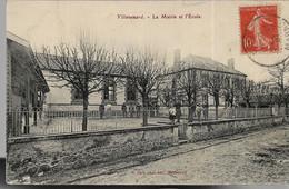 Villevenard La Mairie L'école - Sonstige Gemeinden