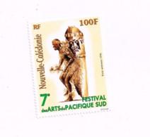 7 ème Festival Des Arts Du Pacifique Sud.MNH,Neuf Sans Charnière. - Nuevos