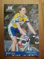Cyclisme - Carte Publicitaire U C VITTORIO VENETO - SPRINT 1998 : COVRE - Cycling