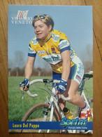 Cyclisme - Carte Publicitaire U C VITTORIO VENETO - SPRINT 1998 : DEL PUPPO - Ciclismo