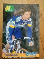 Cyclisme - Carte Publicitaire G C MIMOSA - SPRINT 1998 : CAPPELLOTTO - Ciclismo