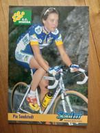 Cyclisme - Carte Publicitaire G C MIMOSA - SPRINT 1998 : SUNDSTEDT - Ciclismo