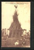 CPA Mont-St-Romain, Fetes Celtiques Des Feux 1926 - Sin Clasificación