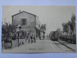CPA ALGERIE - BIRTOUTA - La Gare - Autres Villes