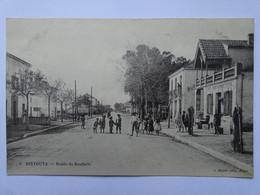 CPA ALGERIE - BIRTOUTA - Route De Boufarik - Autres Villes