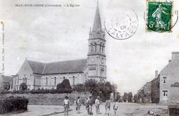 14  MAY SUR ORNE  L'EGLISE - Otros Municipios