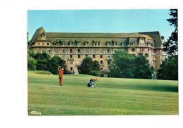 Cpm - 88 - VITTEL - Hotel L'hermitage - Le Golf - Golfeurs - Golf