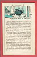 LES CONTES DE NESTLE LES ESCARGOTS TRAGIQUES PUBLICITE POUR ALBUM VIGNETTES NESTLE PETER CAILLER KOHLER FROMAGE GRUYERE - Nestlé