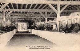 Vacherie De FOURNILS - Propriété De Monsieur De Laurière . - Altri Comuni