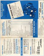 La Prévention Routière Véhicule 944 CK 82 Organes Vérifiés Bien Réglés - Campagne éclairage 1963 Gendarme CRS Police - Andere